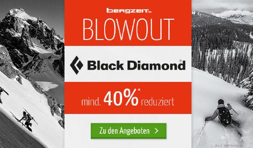 Black Diamond mind. 40% reduziert im Blowout bei bergzeit.de
