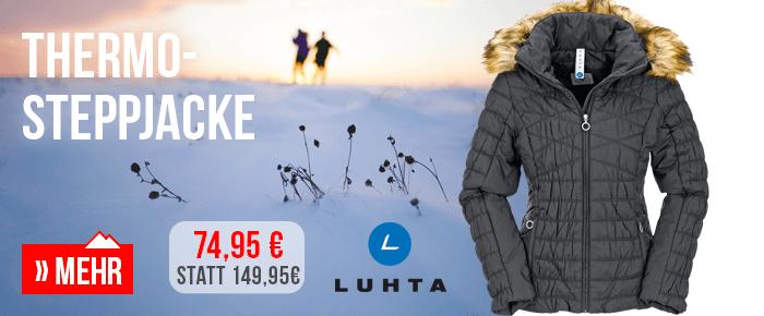 Damen-Thermojacke von Lutha bei sued-west.com - 46% reduziert