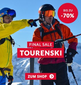 Final Sale Tourenski bei engelhorn.de