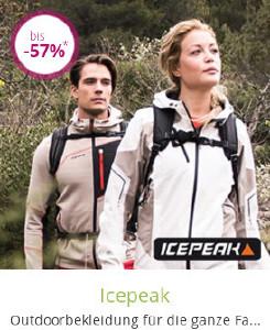 Icepeak bei limango.de - bis zu 57% reduziert