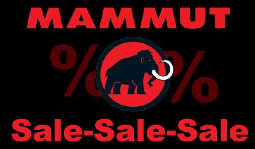 Mammut-Sale bei terrific.de