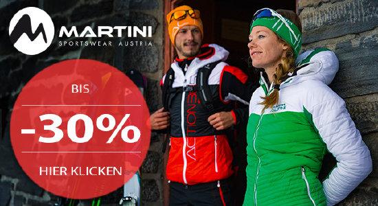 Martini bis zu 30% reduziert bei sportokay.com
