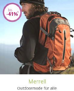 Merrell bei limango.de bis zu 41% reduziert
