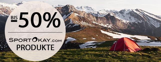 Produkte von sportokay.com bis zu 50% reduziert