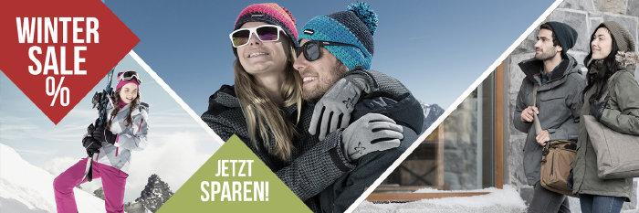 Rabatte bis zu 70% im Winter-Sale von exxpozed.de