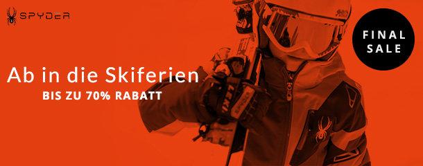 Ski- und Snowboardequipment für Kinder bis zu 70% reduziert bei engelhorn.de
