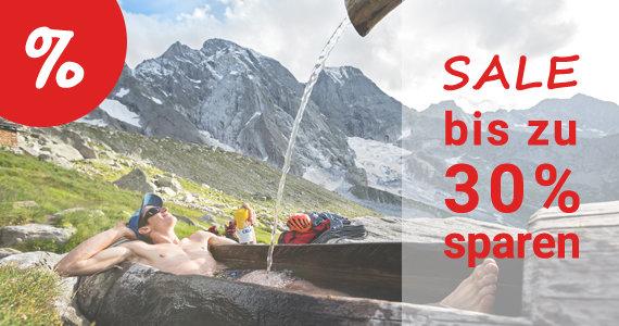 Sommer-Sale bei outdoortrends.de