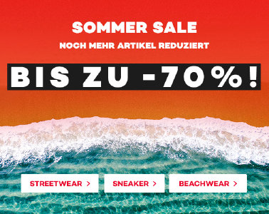 Sommer Sale bei Planet Sports