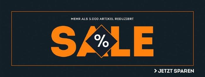 Sommer-Sale bei sportscheck.com