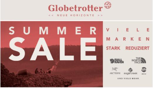 Summer Sale bei Globetrotter - bis zu 50% reduziert