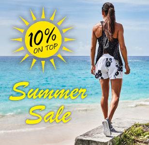 Summer-Sale bei runmarkt.de - 10% Extra-Rabatt auf alles