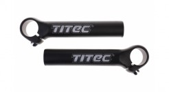 Titec Micros Straight AL Bar End