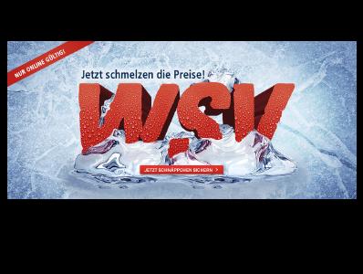 WSV bei intersport.de - Rabatte bis zu 50%