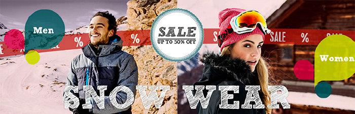 Winter Sale bei warehouse-one.de - bis zu 50% reduziert