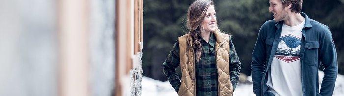10% Rabatt auf Pullover, Hoodies und Shirts bei bergzeit.de