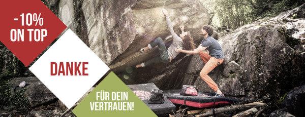 10% Rabatt on Top bei exxpozed.de