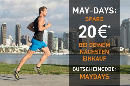 20€ sparen ab 100€ Warenwert bei runmarkt.de -  nur noch bis morgen