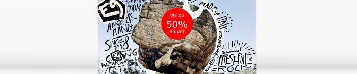Ausgewähltes von E9 bis zu 50% günstiger bei verticalextreme.de