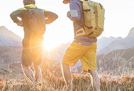 Bergzeit-Blowout - mindestens 40% auf Shirts und Shorts