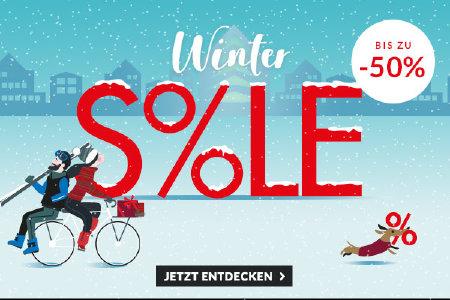Bis zu 50% Rabatt im Sport-Sale von engelhorn.de