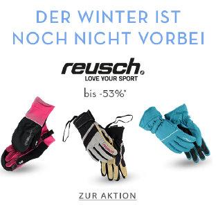 Bis zu 53% Rabatt auf Reusch Handschuhe bei limango.de