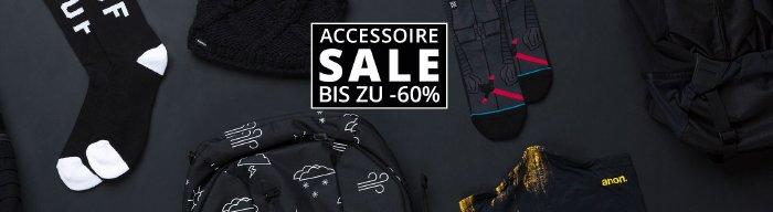 Bis zu 60% im Accessoire Sale bei blue-tomato.com sparen