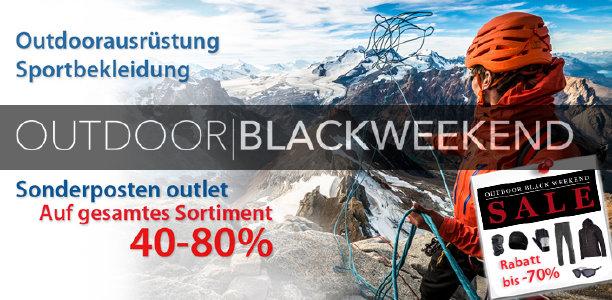 Bis zu 80% auf das Sortiment von hive-outdoor.com am Blackweekend sparen