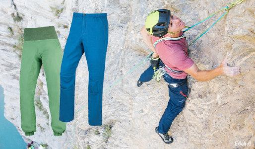Deal of the Week bei outdoor-broker.de - Edelrid Kletterhose 60% reduziert