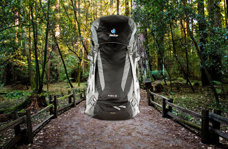 Deuter AC Aera 30-Wanderrucksack für 83,99€ - jetzt 40% günstiger