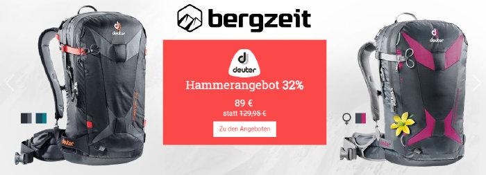 Deuter Freerider 26 Rucksack bei Bergzeit im Hammerangebot