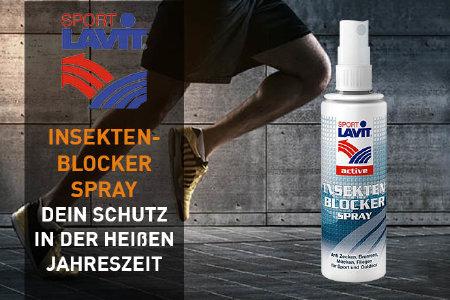 Gratis Insektenblockspray zu eurer Bestellung bei runmarkt.de