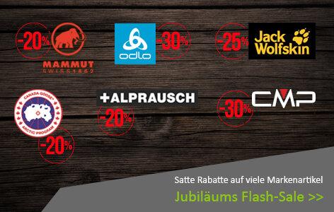 Jubiläums-Flash-Sale bei sued-west.com
