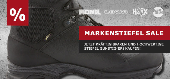 Markenstiefel-Sale bei asmc.de