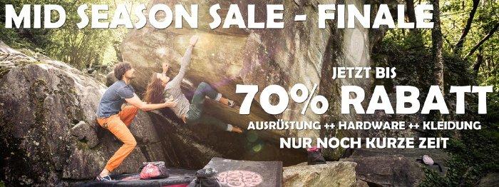 Mid Season Sale Finale bei Chalkr mit bis zu 70% Rabatt