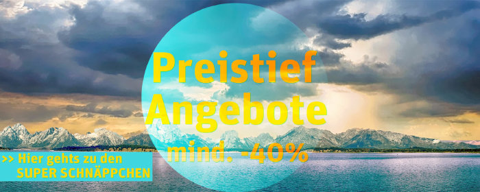 Mindestens 40% Rabatt im Outdoor-Preistief bei naturzeit.com