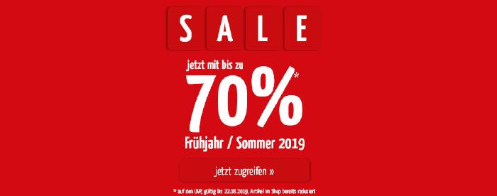 Neue Runde im Mega-Sale bei doorout.com