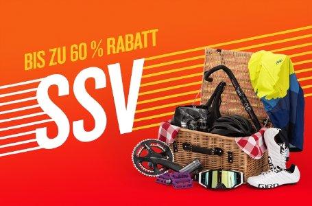 SSV bei chainreactioncycles.com - Rabatte bis zu 60% + 10€ Extra-Rabatt