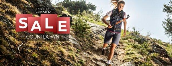 Sale-Countdown bei exxpozed.de - heute 19% Extra-Rabatt auf bestimmte Sale-Artikel