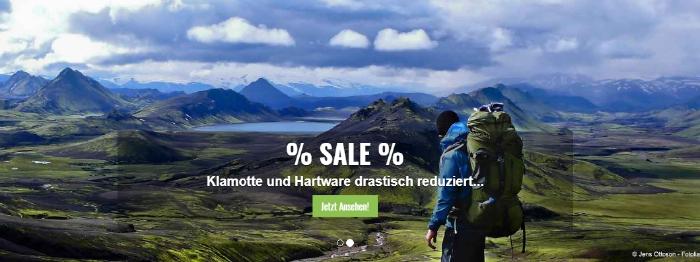 Sale bei walkonthewildside.de