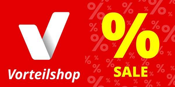Sale beim Vorteilshop +25% extra Rabatt
