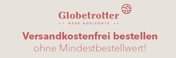 Versandkostenfrei bestellen bei Globetrotter