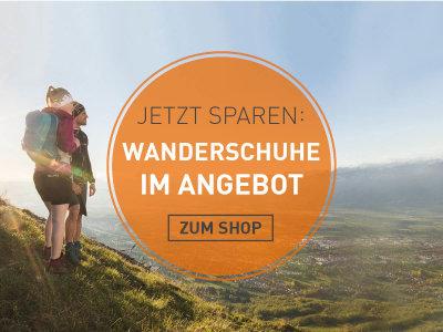 Wanderschuhe im Angebot bei runmarkt.de
