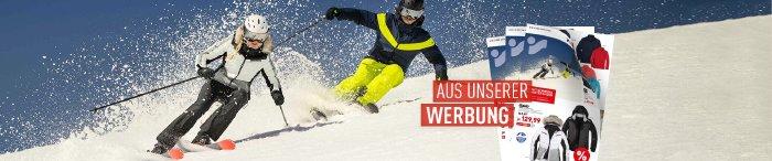 Winterbekleidung und Co. reduziert bei Intersport.de