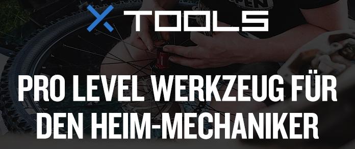 X-Tools Bike-Werkzeug mit bis zu 45% Rabatt